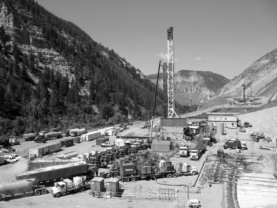 Fracking Operation – OilField Geomechanics